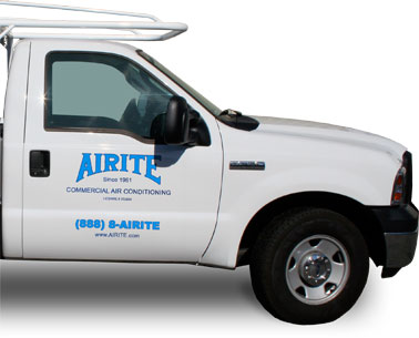 Construction and Engineering - Airite Heating & Air Conditioning, Inc.