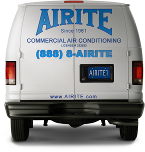 Commercial HVAC Service - Airite Heating & Air Conditioning, Inc.